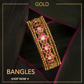 gold bangles designs Online