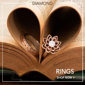 Diamond Engagement Rings online``
