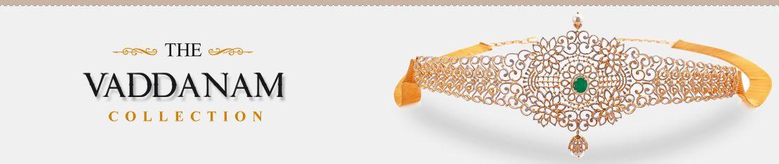 Diamond Vaddanam Designs Online